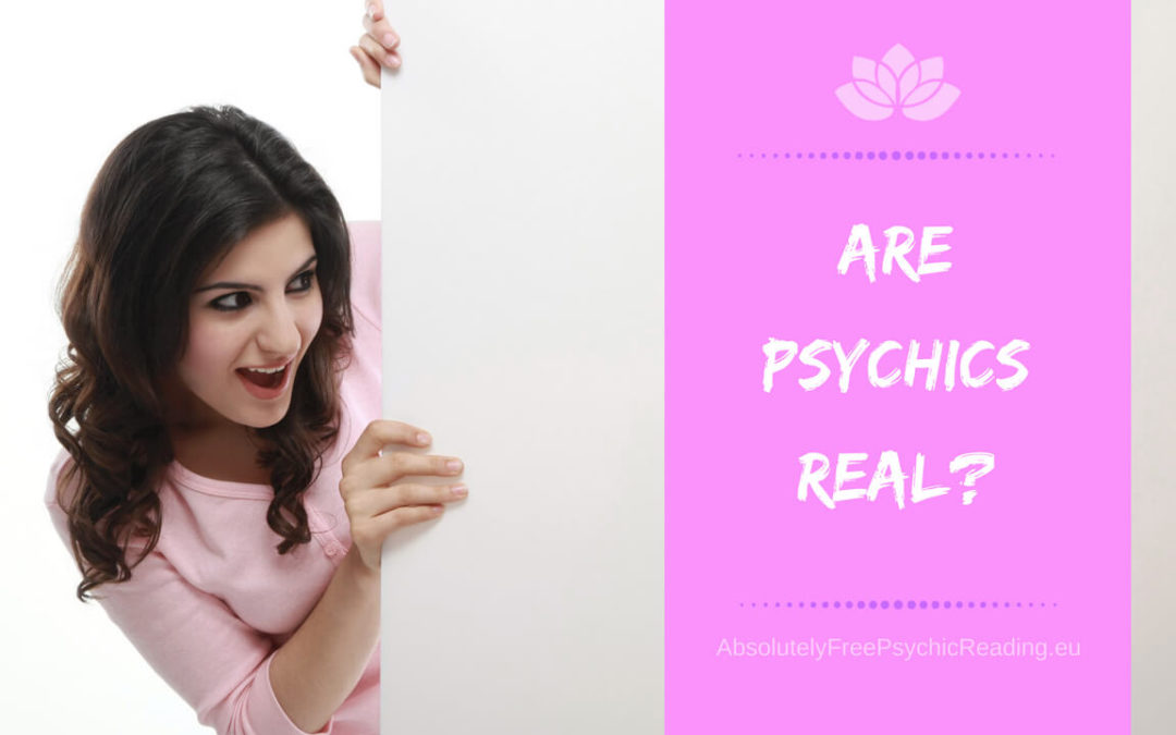 Are Psychics Real: Everyone is a Psychic!