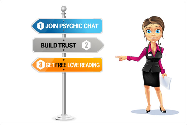 free love psychic reading online