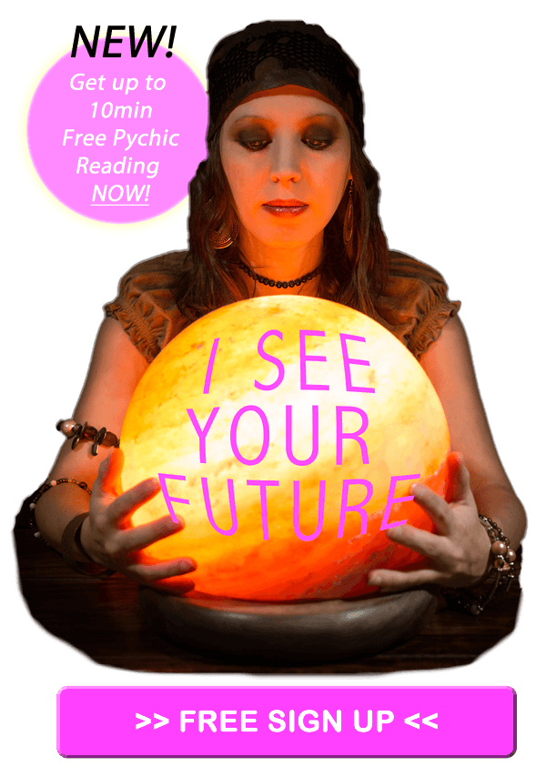 10 Minutes Absolutely Free Psychic Reading