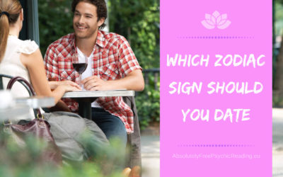 Which Zodiac Sign Should You Date?