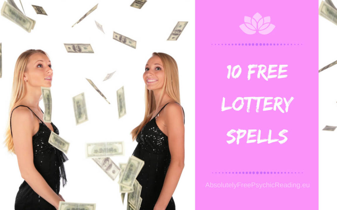10 Free Lottery Spells That Work Immediately