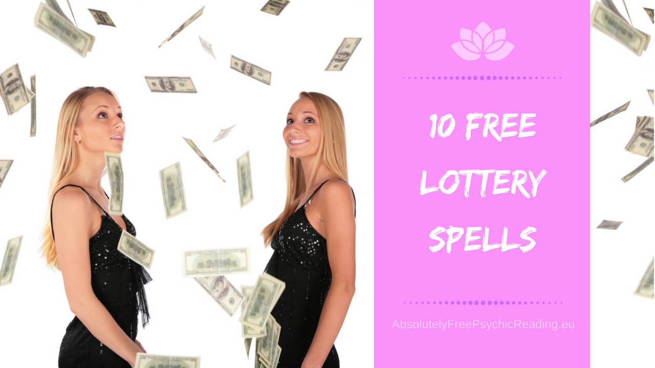 lottery spells that work immediately